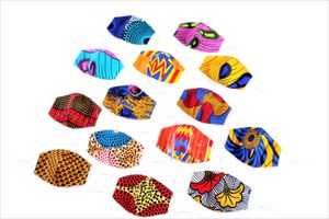 Face Mask Beautiful African Print for Sale in Apopka, FL
