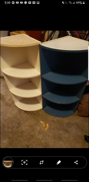 Corner Book Shelves for Sale in Antioch, CA