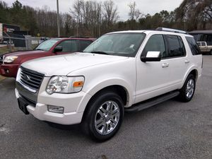 2010 Ford Explorer Limited 4 WHEEL DRIVE for Sale in Roebuck, SC