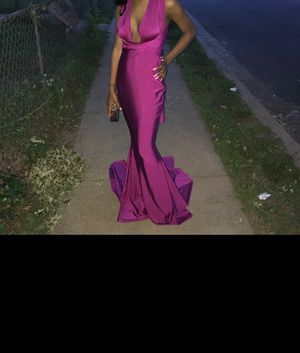 Prom Dress for sale worn 1x for Sale in Silver Spring, MD