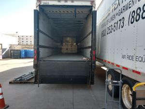 40 ft semi trailer with a Tommy left on the back Read the rest of the ad for Sale in Phoenix, AZ