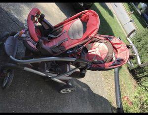Graco Quattro Tour Duo Classic Connect Stroller, Vance for Sale in Fairfax, VA