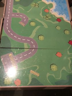 Kids Activity /Train table for Sale in Joliet,  IL
