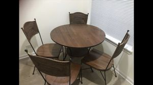 Breakfast table for Sale in Lake Bluff, IL