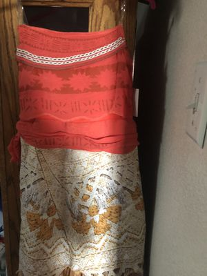 Moana Dress - New size 4-6 for Sale in Hayward, CA