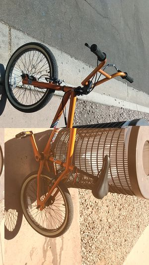 "Mongoose vrt 20"" freestyle bmx ready to ride $40 for Sale in Tempe, AZ"