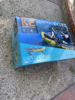 Intex Explorer K2 Kayak for Sale in El Monte, CA