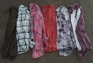 Women's shirts size M for Sale in Puyallup, WA