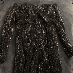 Black Sequins Stretchy for Sale in Santa Ana, CA