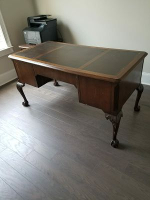Antique office desk for Sale in Atlanta, GA