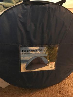 Pop up beach tent for Sale in Sacramento, CA