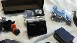 Vivitar go pro style action cam for Sale in Colorado Springs, CO