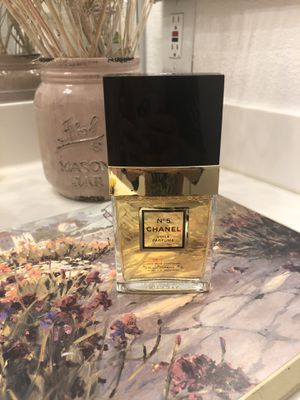 Chanel no 5 perfume for Sale in Riverside, CA