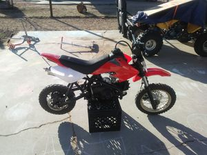 2007 50cc Ssr Semi Auto pit bike for Sale in Victorville, CA