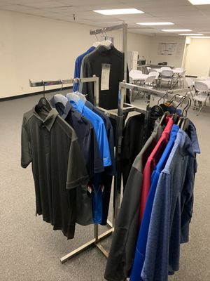 2 qty four way clothes racks. for Sale in Irvine, CA