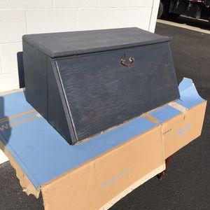 Vintage Desktop Cabinet for Sale in Burke, VA