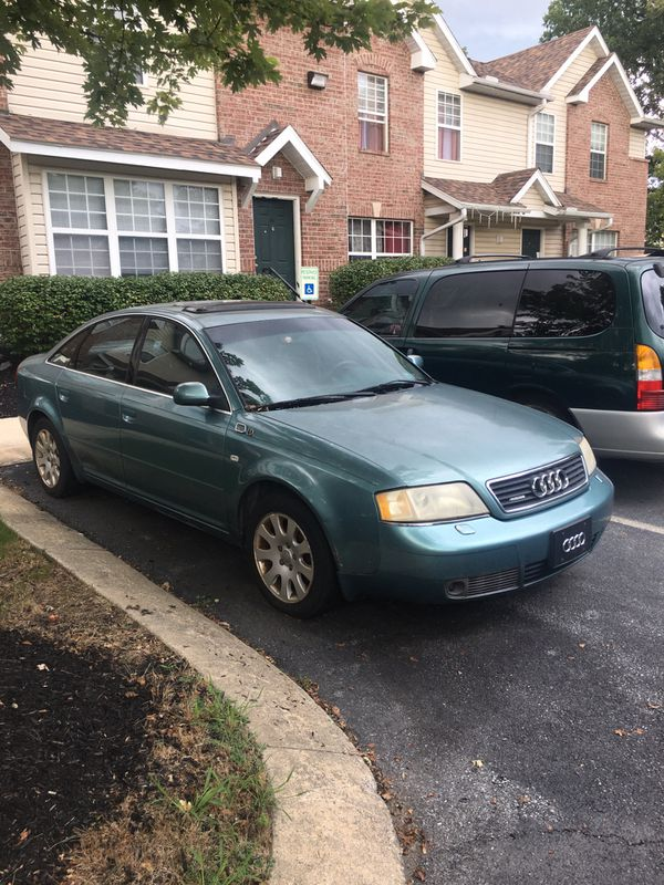 Audi for parts A6 1998