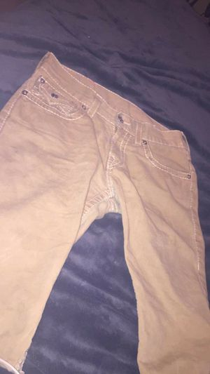 True religion cuttoffs size 30 for Sale in Fresno, CA