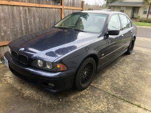 2002 BMW 540i for Sale in Salem, OR