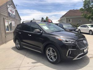 2017 Hyundai Santa Fe for Sale in Midvale, UT