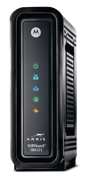 Arris Surfboard sb6121 docsis 3.0 Cable Modem for Sale in York, PA