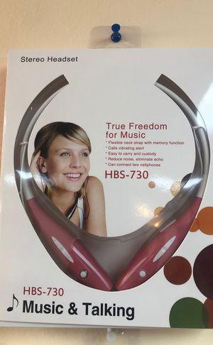 OEM Original LG Electronics Tone + HBS-730 Wireless Bluetooth Earbud Headset for Sale in Crofton, MD