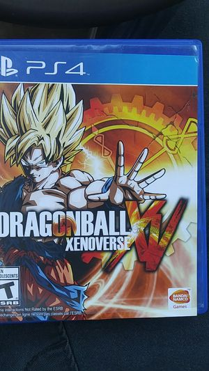 Dragon ball xenoverse for Sale in Winter Haven, FL