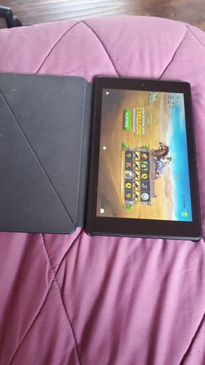 Amazon fire tablet 8 (7th generation) for Sale in San Diego, CA