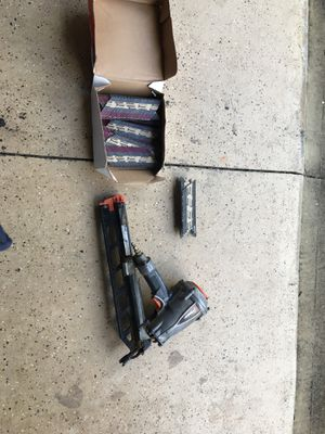 Paslode nail gun for Sale in Spartanburg, SC