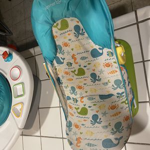 Bundle Deal!!! Bather and Chair. for Sale in Fresno, CA