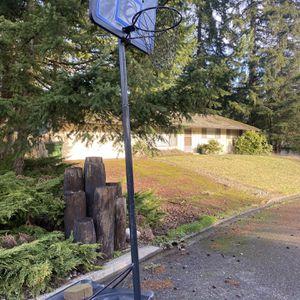 Used basketball hoop for Sale in Everett, WA