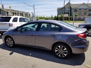 Honda Civic EX full loaded 2015 for Sale in Dearborn Heights, MI