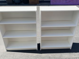 IKEA BILLY Bookcase Excellent Condition 2 Available for Sale in Santa Ana,  CA