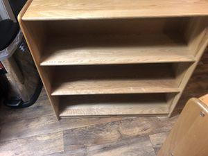 2 Nice Shelves Kaplan Brand Great for Bookcase Both for $100 or $55 each !! for Sale in Murfreesboro, TN