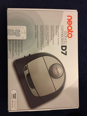 Neato D7 Robot Vacuum UNOPENED for Sale in Sterling, VA