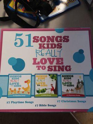 51 kids songs for Sale in Burlington, ND