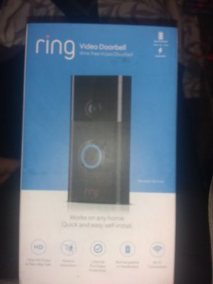 Ring video doorbell for Sale in Minneapolis, MN