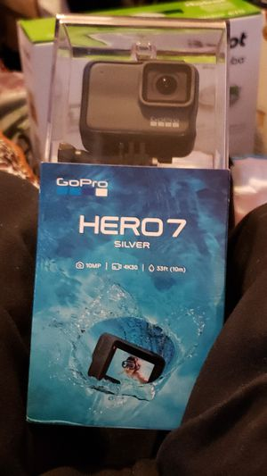 GoPro Hero7 silver for Sale in Los Angeles, CA