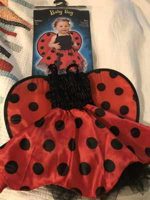 Baby Bug Halloween costume Up to 24 mons for Sale in Washington, DC