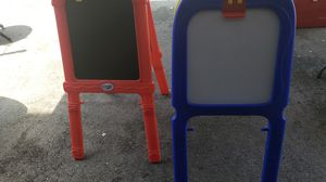 🖌KID'S DRY ERASE/CHALK BOARDS🖍 for Sale in Ontario, CA