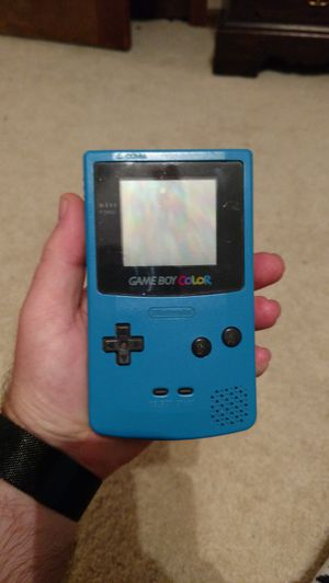 Game boy color for Sale in Appomattox, VA