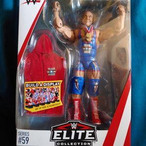 Wwe Elite Kurt Angle 59 for Sale in Bolingbrook, IL