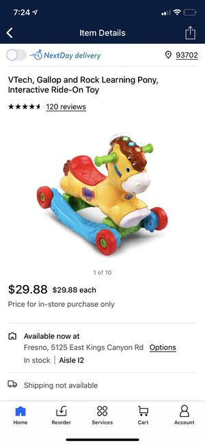 Kid ride on toy for Sale in Fresno, CA