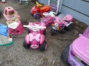Kids ride on toys $10 each for Sale in Granite City, IL
