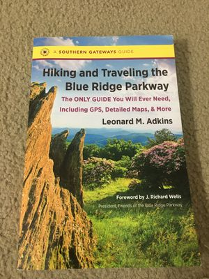 Hiking and traveling the blue Ridge Parkway for Sale in Minneapolis, MN