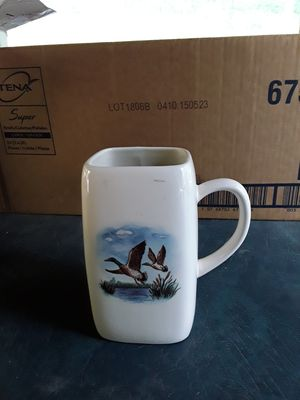 Wildlife ceramic mug for Sale in Linden, PA