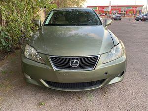 2007 Lexus IS250 for Sale in Phoenix, AZ