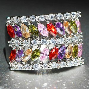 *NEW ARRIVAL* Beautiful Multi Sapphire Ring SZ 6 / 7 / 8 / 9 /10 *See My Other 300 Items* for Sale in Palm Beach Gardens, FL