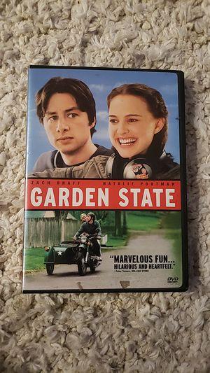 Garden State DVD for Sale in San Diego, CA