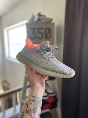 Adidas Yeezy 350 desert sage for Sale in Rancho Cucamonga, CA